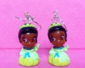 Princess Tiana Earrings from Disney's Princess and the Frog