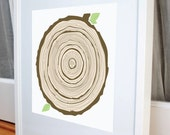 Personalized Family Tree Rings
