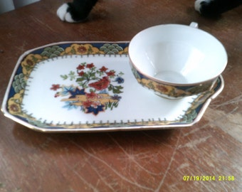 Snack Set by Union T China