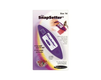 The Snap Setter, snap attaching tool, by Snap source, Size 16