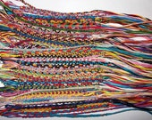 Thin Random Friendship Bracelet