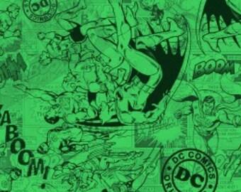 Camelot - DC COMICS ORIGINALS - Tonal Classic Comics - Green