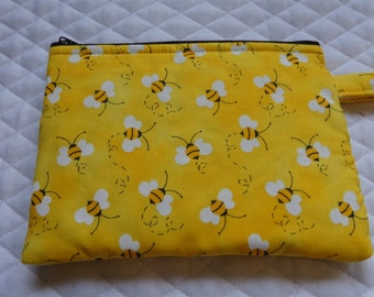 Makeup Bag:Bee