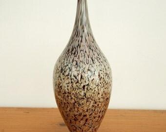 Handblown Glass Vase by Jason Stropko