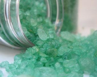 Aloe and Clover Bath Salts
