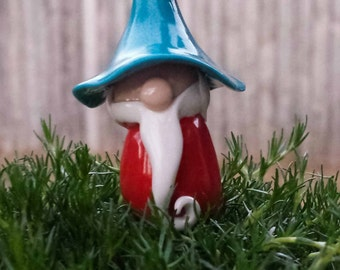 Mini Garden Gnome- Custom Made