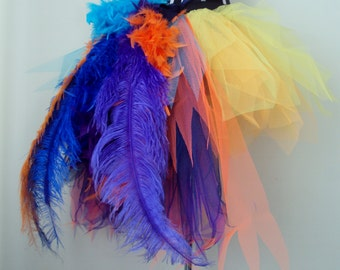 Burlesque Tutu Skirt Kevin from UP stunning colours .