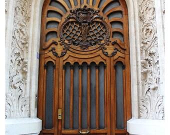 Doorway Art Deco France Photo Print