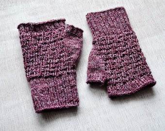 fingerless mitts knitting pattern, fingerless gloves, fingerless mittens, knitting for her, knitting patterns, knit pattern mitts