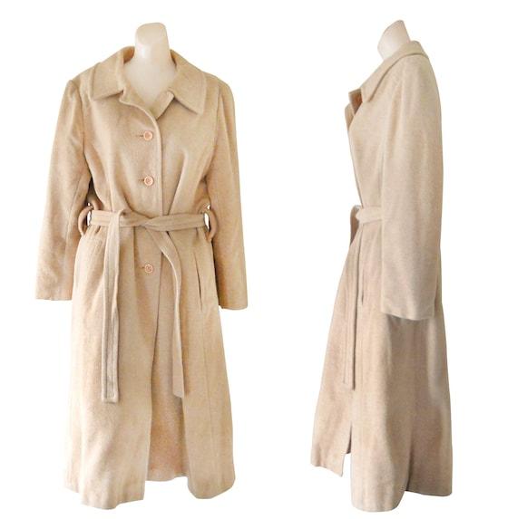 reserve ms miechle camel haar mantel belted mantel damen. Black Bedroom Furniture Sets. Home Design Ideas