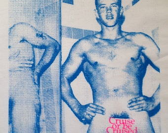 Physique Pictorial Centerfold  T-shirt - Cruise or Be Cruised - Physique Pictorial