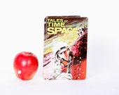 Vintage Sci Fi Book Kindle Cover, Nook Cover- Ereader Case- Tales of Time and Space