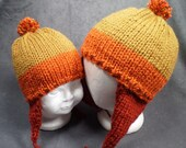 Geek Baby Shower Gift: Wool-Free Mother and Baby Firefly Hats!