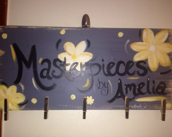 Personalized Masterpiece Sign