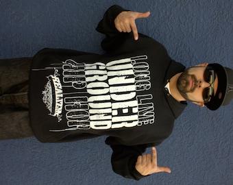 Underground Hip Hop Hoodie Sweatshirt