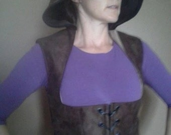 Hood Add-on to any Bodice or OVer Dress