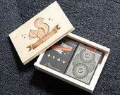The Woodland Deck - Box and Two Deck Set