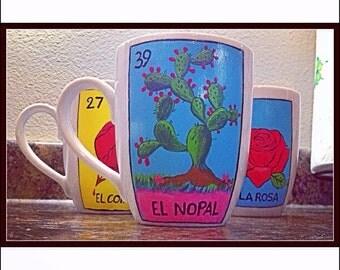 Loteria Coffee Mugs