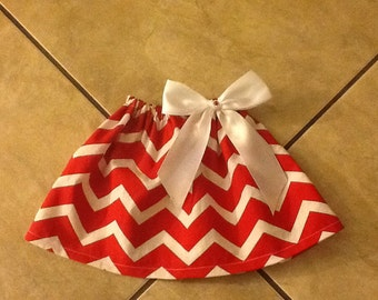 Baby girl handmade skirt