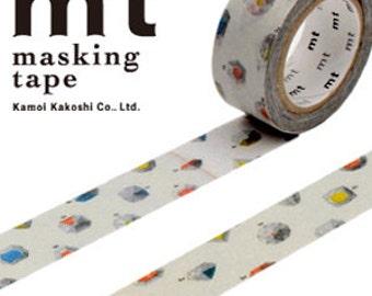 MT Washi Masking Deco Tape Diamond Design