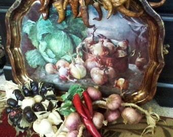 SALE Faux Vegetables
