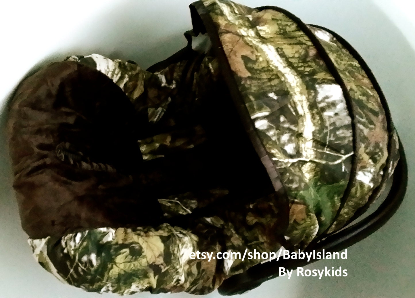 20 Off Boy Camouflage Military Infant Car Seat By Babyisland
