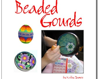 How to Create Beaded Gourds Booklet.