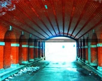 "New York ""Central Park Tunnel"" Fine Art Photograph"