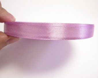 1 of 10mm  satin ribbon roll 25 yards-8995