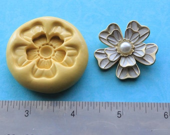 5 Petals flower Silicone Mold