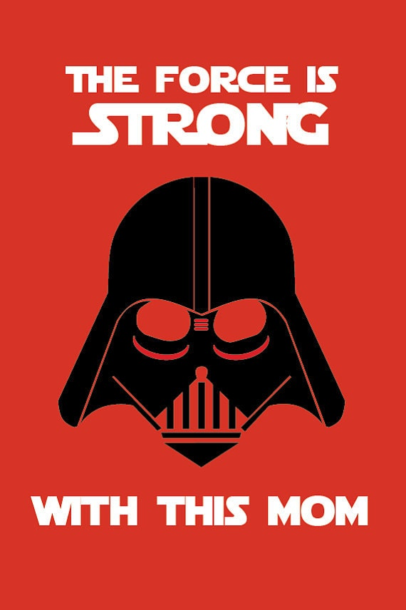 Immagine: La forza è potente in questa mamma...