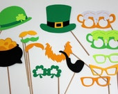 St Patrick's Day Photo Booth Collection