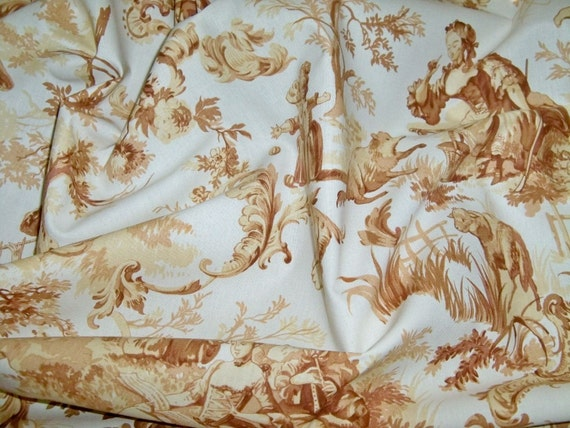 Travers Bergere Shabby Romantic Fragonard French Toile