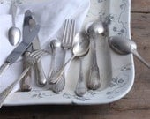 Simply Beautiful Vintage French Flatware