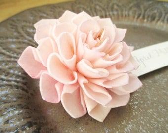 Wedding Place Cards, Wooden Flower Place Card
