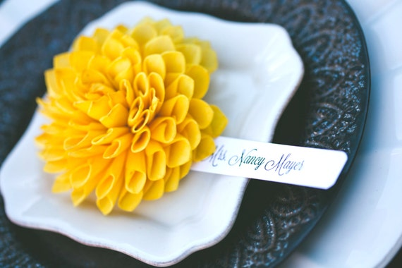 Spring Wedding Place Cards, Wedding Place Card, Spring Wedding, Rustic Table Decor, Wedding Escort Cards