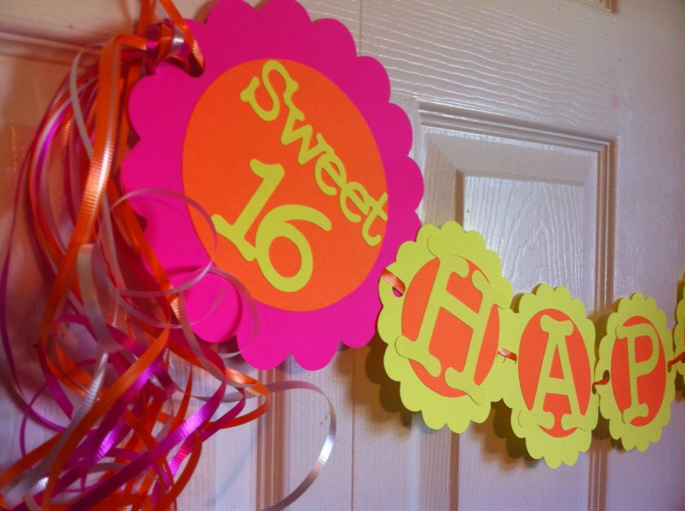 16th birthday party decorations black light party for 16th party decoration ideas