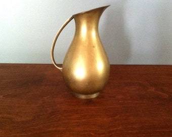 Vintage Small Water Pitcher Made by Kent
