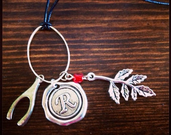Ruby's Necklace - Inspired by Supernatural