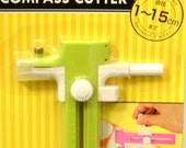 Compass Circle Cutter (1- 15cm)