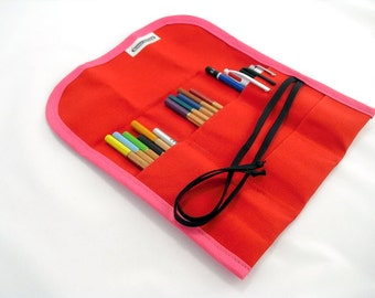 Pencil Roll -- Sweetheart
