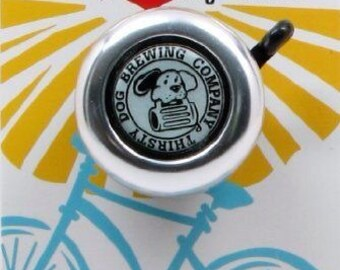 Thirsty Dog Beer Bike Bell