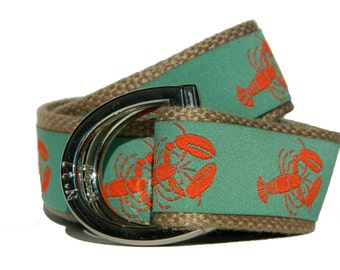 Christmas Lobster Belt