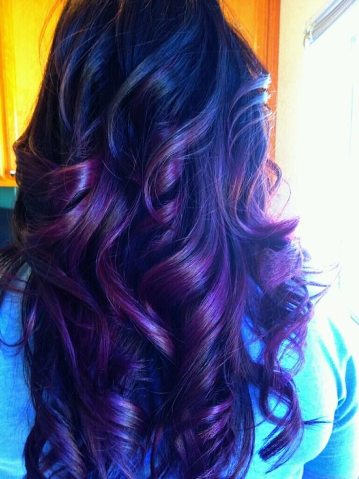 Purple Hair Color Deals On 1001 Blocks