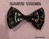 Darth Vader Hair Bow Star Wars and Disney Inspired
