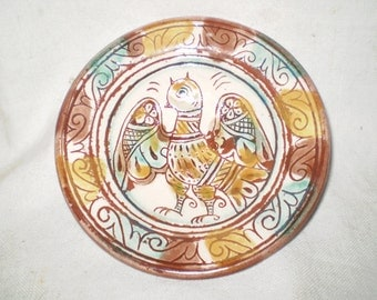 ceramic plates for wall 1940year