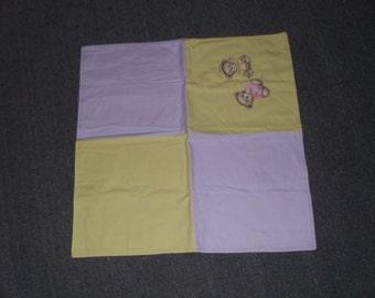 16 x 16 infants recieving blankets