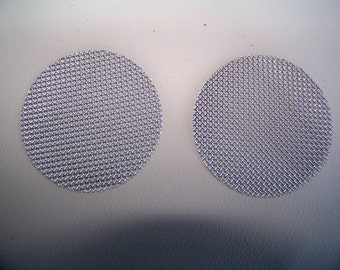 20 x 20 Stainless Steel Mesh Goggle Insert (50 mm)