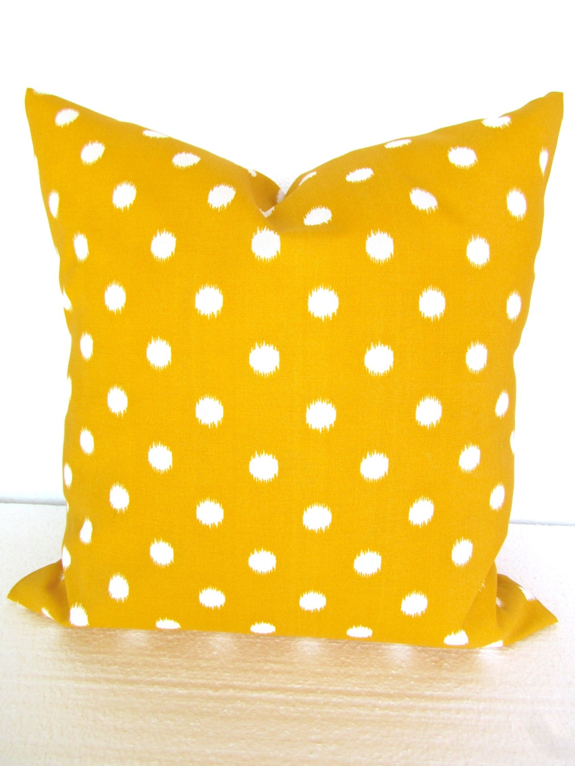 YELLOW OUTDOOR Pillows Yellow Pillow Covers Yellow Throw
