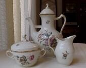 Royal Copenhagen Hand Crafted Tea Set [L11]